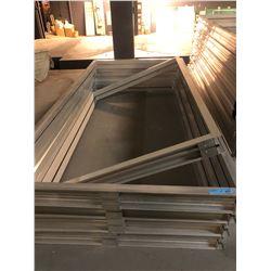 Aluminum Wall Systems - 5pcs
