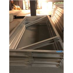 Aluminum Wall Systems - 5pcs
