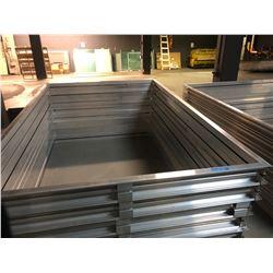 Aluminum Wall Systems - 7pcs