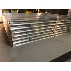 Aluminum Wall Systems - 7pcs