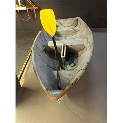 Fiberglass Sail Boat
