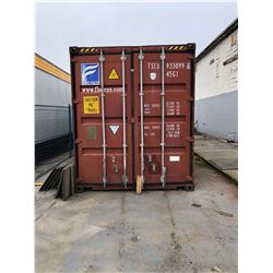 40ft Seacan/ Shipping Container