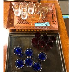 Antique Shot Glasses