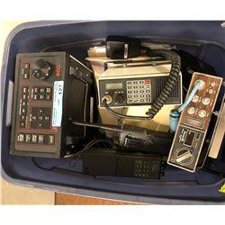 Misc boating electronics, Vintage