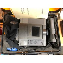One Cincinnati handy thermal camera TVS-100 with Case