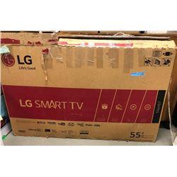"LG 55"" Smart TV Model: 55LH57"