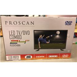 "24"" Proscan LED TV/DVD combo"