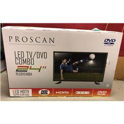 """24"""" Proscan LED TV/DVD combo"""