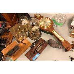 Misc Vintage Clocks