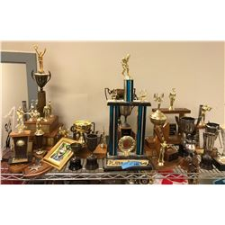 Misc Antique Trophies