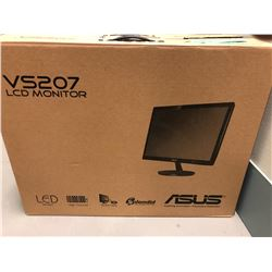 """19.5"""" Asus LCD Monitor VS207"""