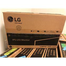 """LG 22"""" IPS LED Monitor 22MP48"""