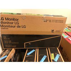 "LG 22"" Monitor 22MK400"