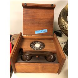 Paul Nelson Rotrary Box Cabinet Phone