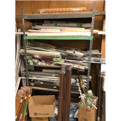 Large lot of misc Blinds