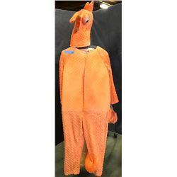 Orange Sea horse costumes