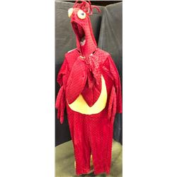 Red lobster costume