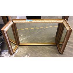 Antique Holding Mirror