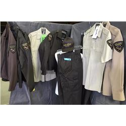 Multiple Complete sheriff costumes