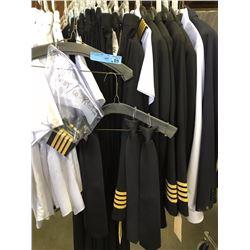 Complete pilot costumes - Multiple