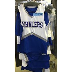 Complete cheerleading costumes - Multiple