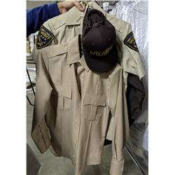 Deputy Full Sherif Costume