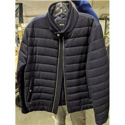 1 Hugo Boss Puffer Jacket, 2 Designer Suit Jackets