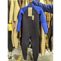 Rack of Wetsuits (Various Brands)
