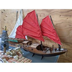 8 Boat Models