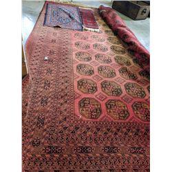 "13ft x 10ft Carpet, 2 small carpets 2'3.25"" x 4'2.5"" | 1' x 3'8"""