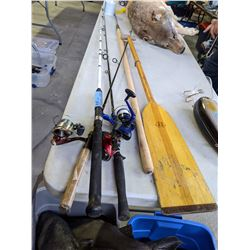 Fishing Rods, Fishing Spear, Digital Scale