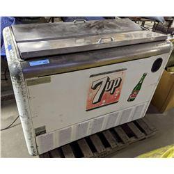 Vintage 7up Cooler (1960s)