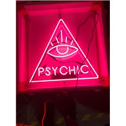 Bristol Cove Psychic Neon Sign