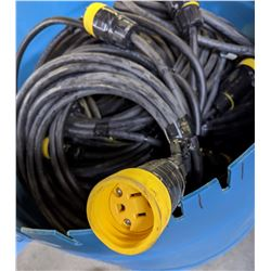 Marine Cables - 500Ft. Approx in Total (Various Sizes)