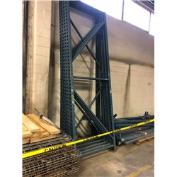 Blue Racking System