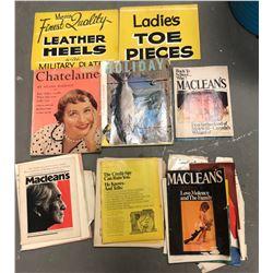 1950s magazines