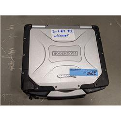 Panasonic Tough book CF-30 with Charger amd Olumpus PCM recorder