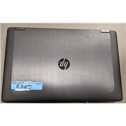 HP Zbook i7 with Charger