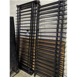 Assorted Wrought Iron Fencing