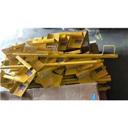 Lot of Roofing Brackets