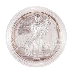 1999-P $1 Proof American Silver Eagle Coin