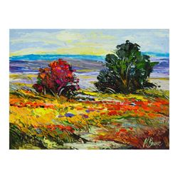Mark Braver Original Acrylic Painting on Canvas