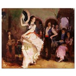 "Pino (1939-2010) ""The Last Dance"" Limited Edition Giclee on Canvas"