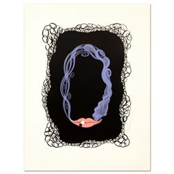 "Erte (1892-1990) ""Numeral 0"" Limited Edition Serigraph"