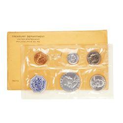 1962 (5) Coin Proof Set in Original Envelope