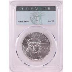2019 $100 American Platinum Eagle Coin PCGS MS70