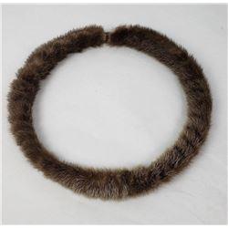 Montana Indian Pow Wow Otter Fur Dance Hoop