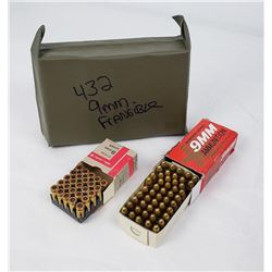 506 Rounds of 9mm Pistol Ammo