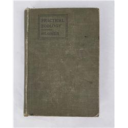 Practical Zoology Robert Hegner 1916 Book