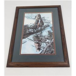 Bev Doolittle Print Spirit of the Grizzly